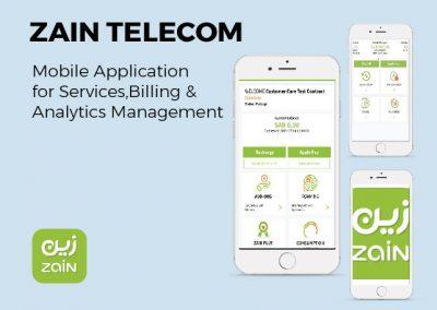 Zain Telecom